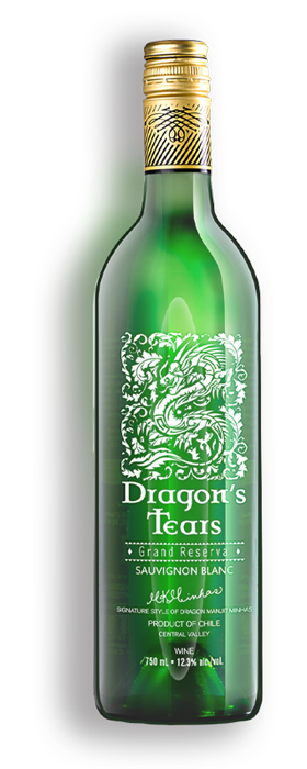 Dragons Tears Sauvignon Blanc by Minhas Winery